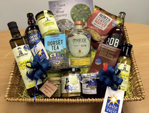 Taste of the West hamper
