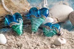 Beach Art Glass