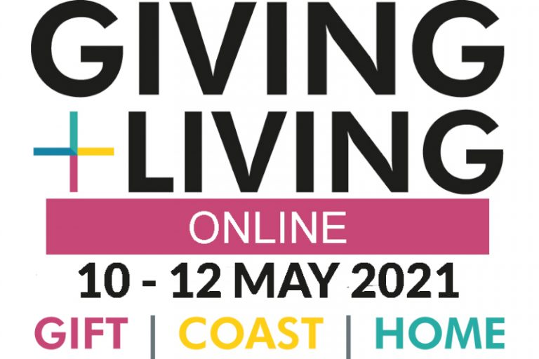 Giving & Living 2021 goes online!